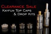 Clearance SALE on KAYFUN and RUSSIAN ACCESSORIES
