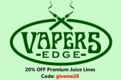 Get 20% OFF and FREE SHIPPING on premium Ejuice