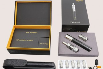 Aspire Platinum Kit 85$ – Free shipping