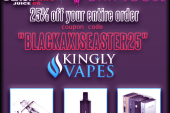 Black Axis Juice co Easter Sale!