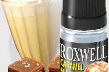 Get Roxwell Caramel Macchiato E-liquid for just $3.99