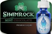 Shamrock Mint Chocolate E-Juice for 2.99!