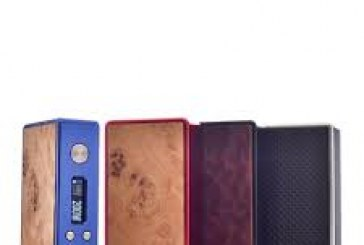 Save $30 on a Lost Vape Efusion Mini Wood Grained Panels DNA 200 Box Mod