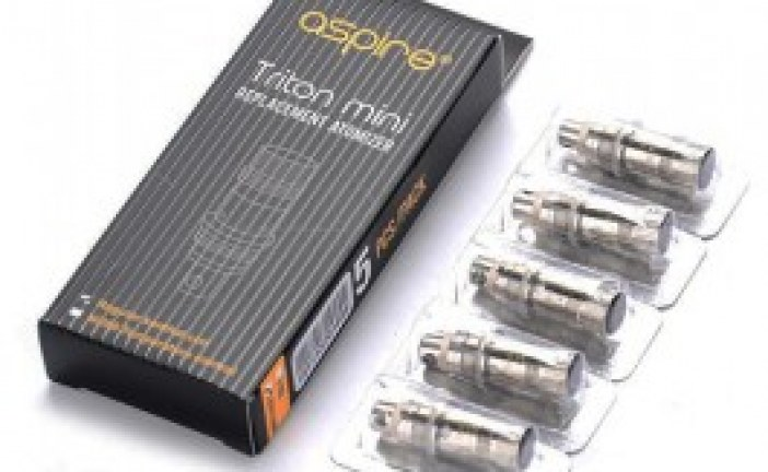 Aspire Triton Mini Replacement Coils On Sale Now!